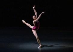 Lauren Lovette in Alexei Ratmansky's Voices, photo by Erin Baiano
