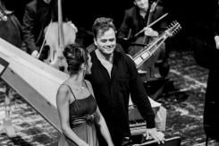 Ottavio Dantone and Delphine Galou © Giulia Papetti