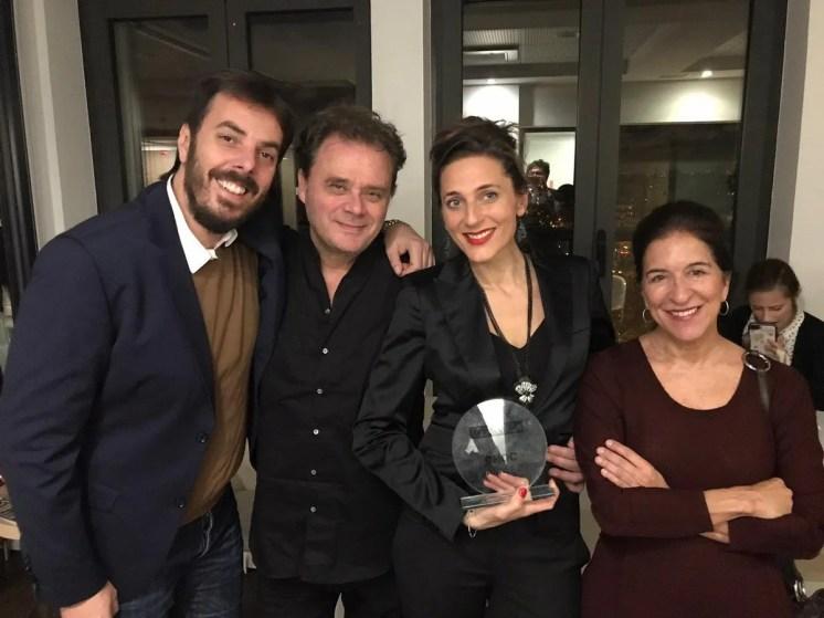 Ottavio Dantone and the Accademia Bizantina receive the Chocs del'année 2019 from French magazine Classica for Il Giustino