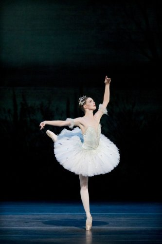 The Sleeping Beauty. Lauren Cuthbertson as Princess Aurora © ROH, Johan Persson, 2011
