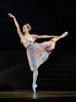 Nikisha Fogo as Sylvia by Manuel Legris, photo by Ashley Taylor, Vienna State Ballet
