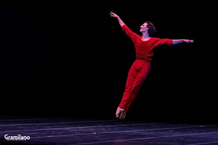Hugo Marchand in A Suite of Dances © Graham Spicer