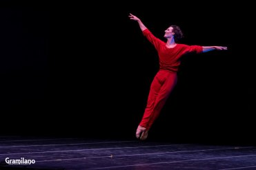 Hugo Marchand in A Suite of Dances © Graham Spicer