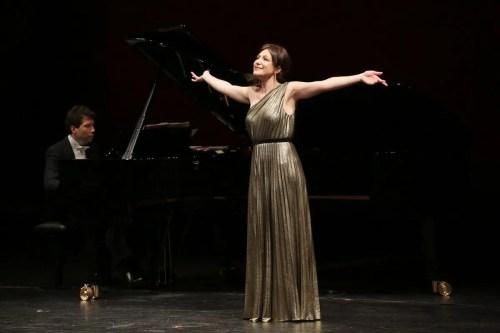 Michele Gamba and Irina Lungu photo by Marco Brescia, Teatro alla Scala 02
