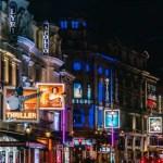 Apollo Theatre Shaftesbury Avenue
