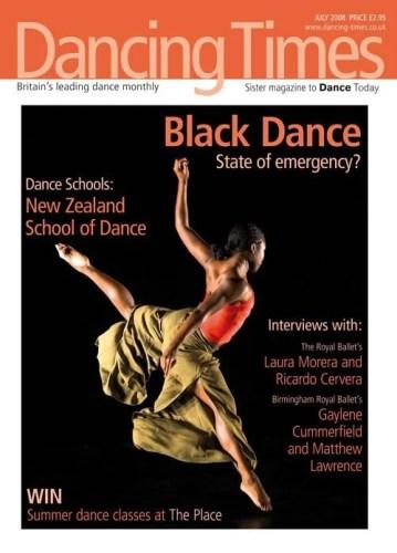 Dancing Times, July 2008