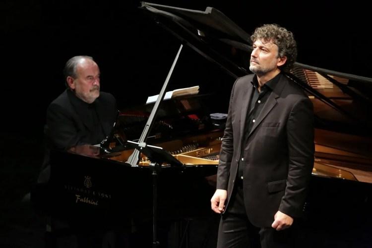 Jonas Kaufmann and Helmut Deutsch, photo by Brescia e Amisano © Teatro alla Scala 2020 -01