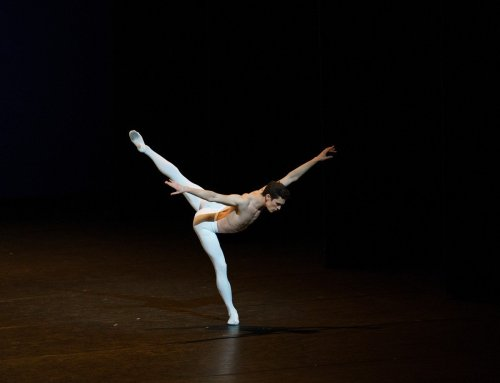 Dance of the Blessed Spirits, William Bracewell, Royal Ballet Live 2020, photo Emma Kaudhar ROH 2020