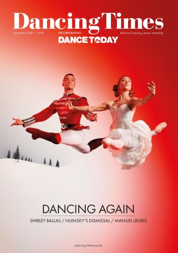 Dancing Times, December2020