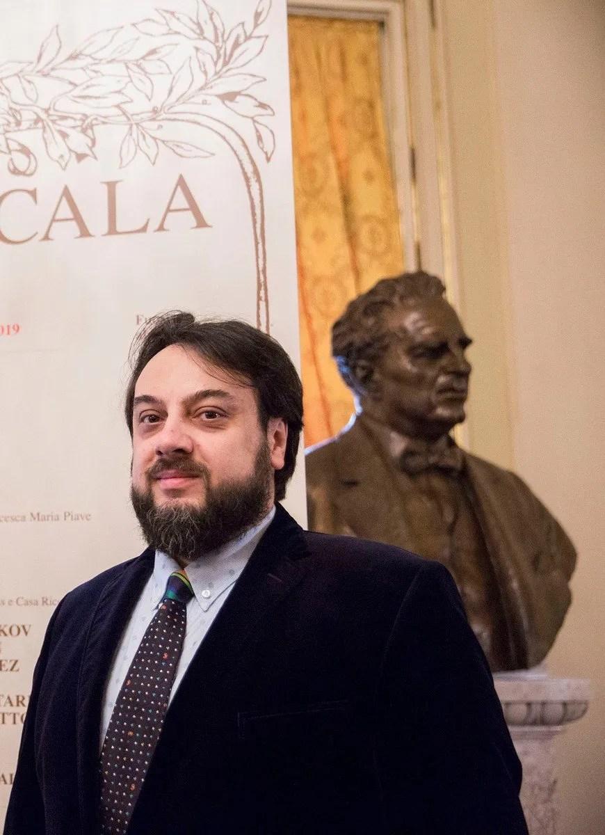 George Petean, photo Brescia e Amisano © Teatro alla Scala