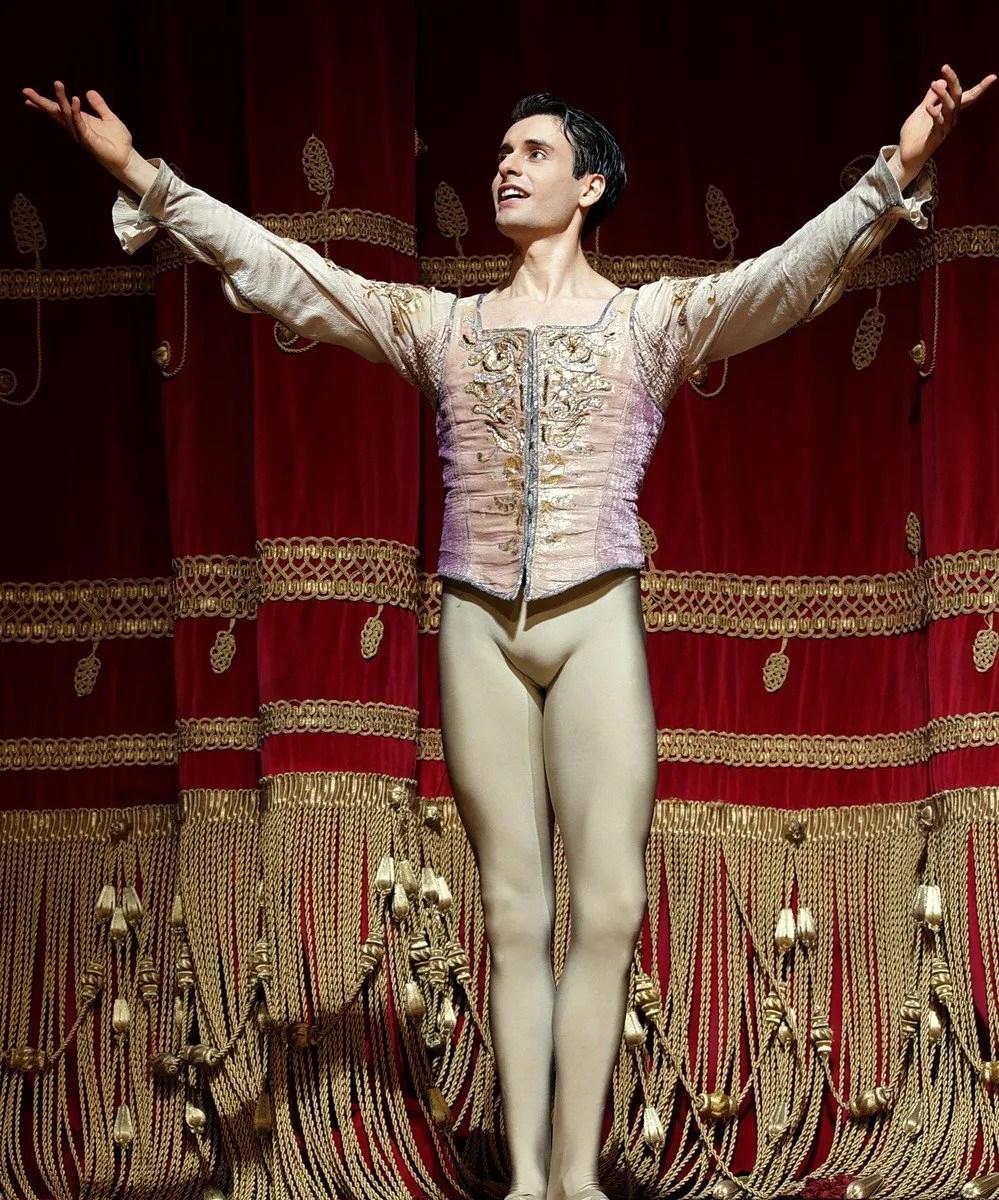 Marco Agostino, photo by Brescia e Amisano © Teatro alla Scala