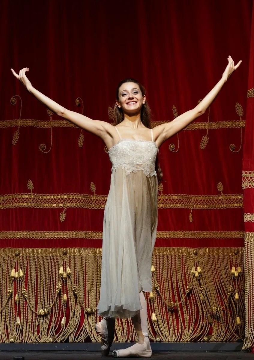 Nicoletta Manni, photo by Marco Brescia e Rudy Amisano © Teatro alla Scala