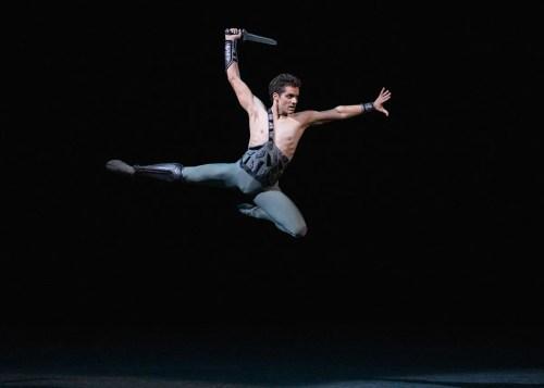 Igor Tsvirko in Spartacus, Bolshoi Ballet