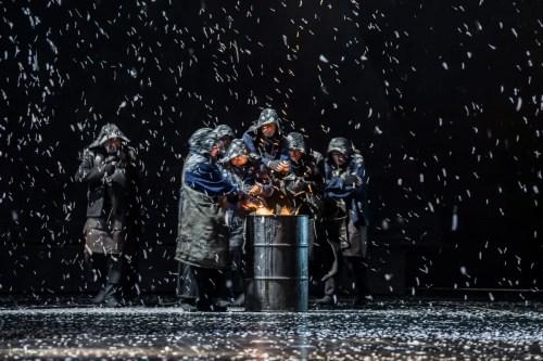 La bohème, The Royal Opera © 2020 ROH. Photograph by Tristram Kenton (3)