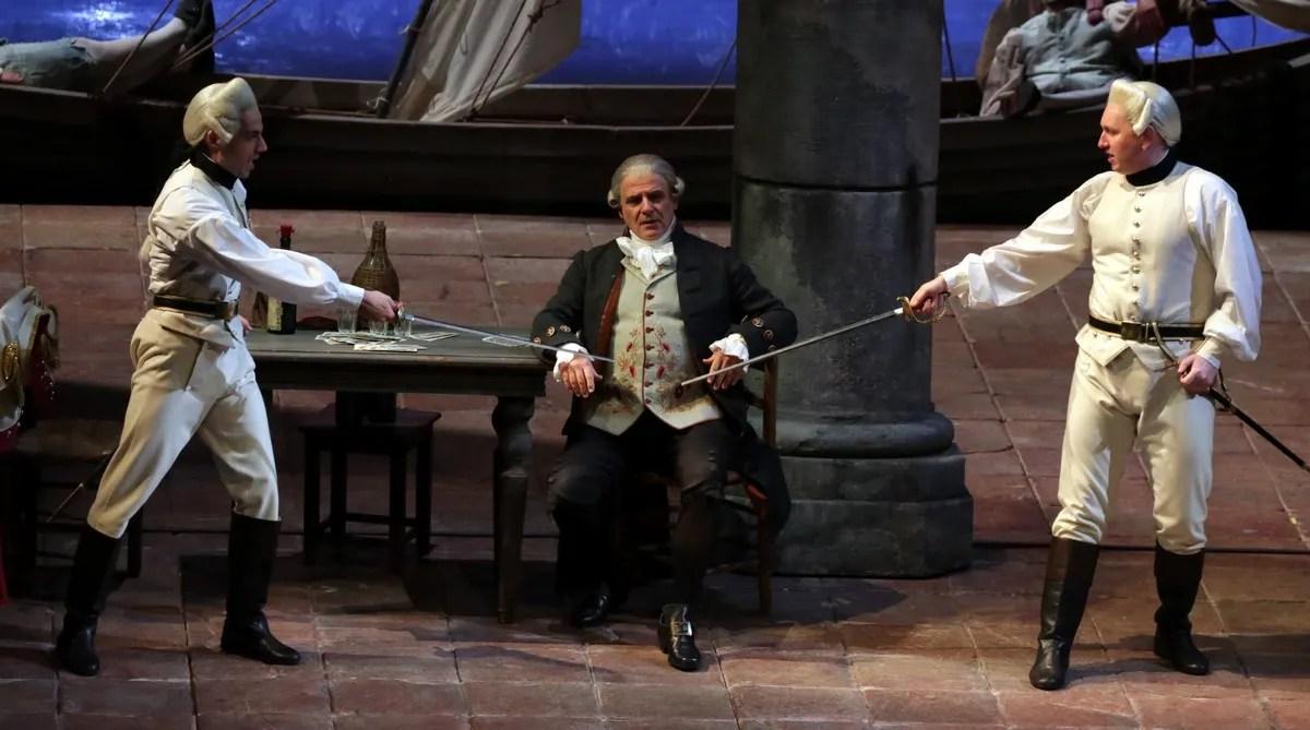 Così fan tutte, photo by Brescia e Amisano © Teatro alla Scala - 01