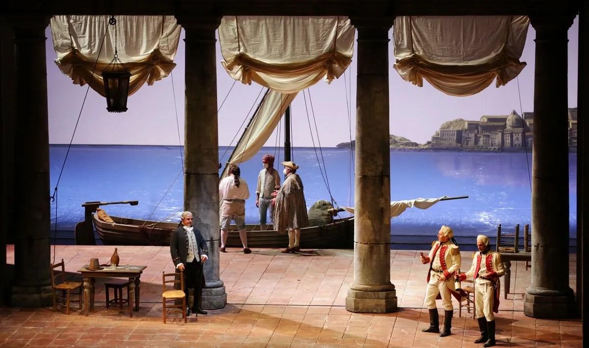 Così fan tutte, photo by Brescia e Amisano © Teatro alla Scala - 03