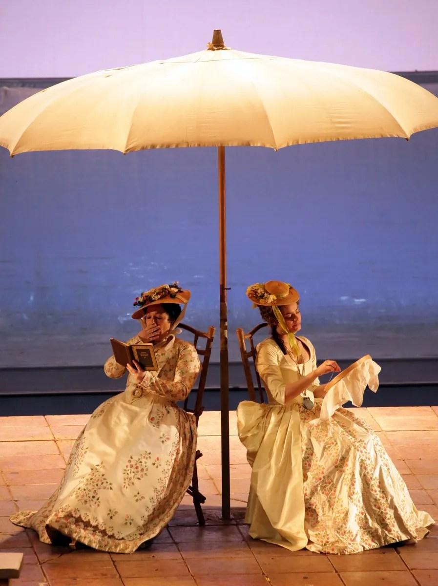 Così fan tutte, photo by Brescia e Amisano © Teatro alla Scala - 10