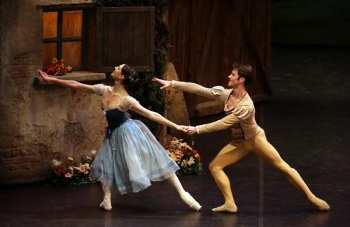 Giselle, Martina Arduino Claudio Coviello ph Brescia e Amisano © Teatro alla Scala