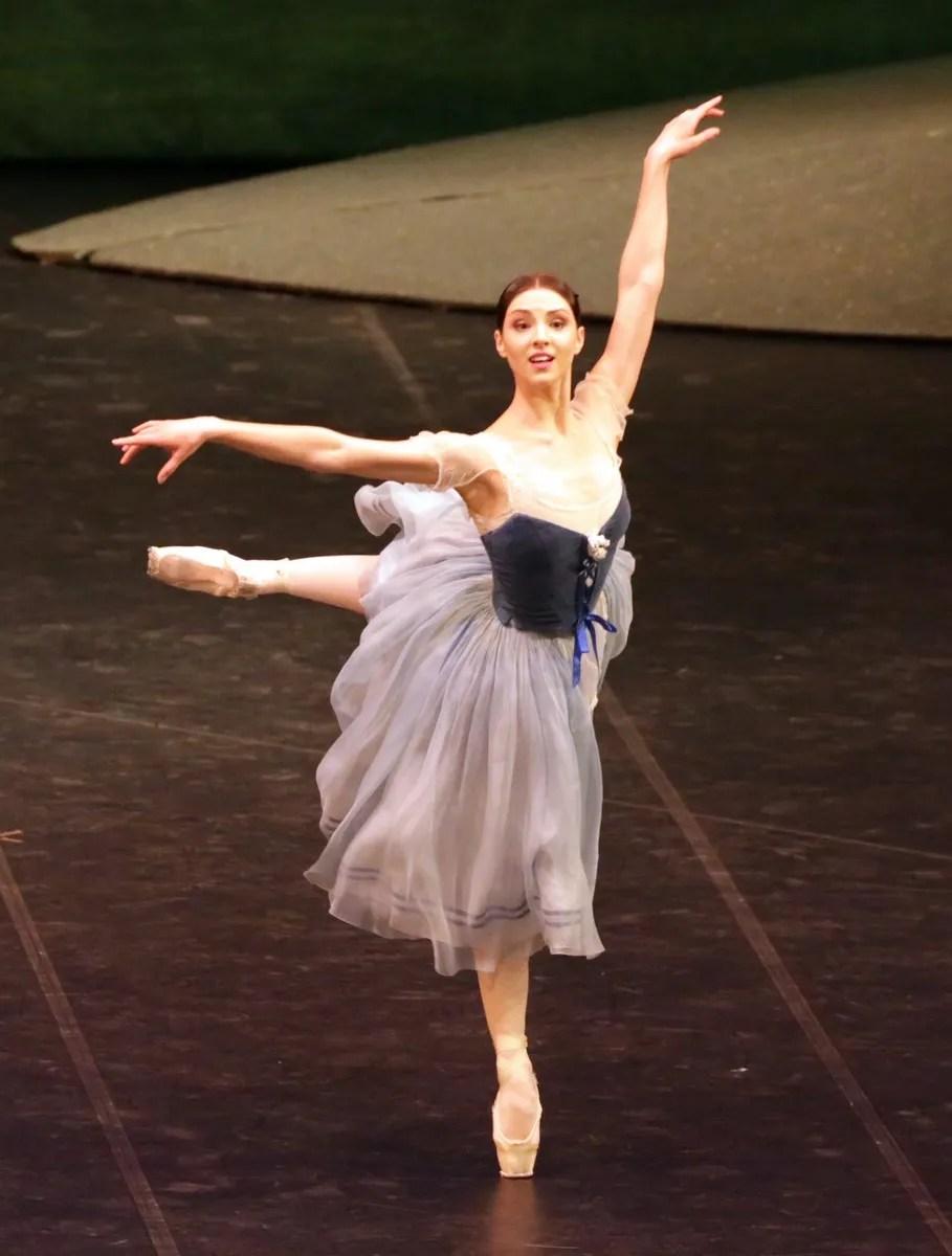 Giselle, Martina Arduino ph Brescia e Amisano © Teatro alla Scala