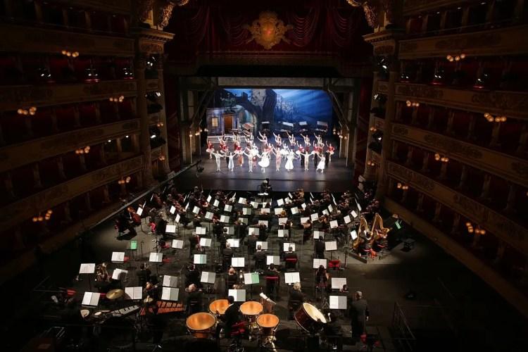 Grandi Momenti di Danza, photo by Brescia e Amisano ©Teatro alla Scala