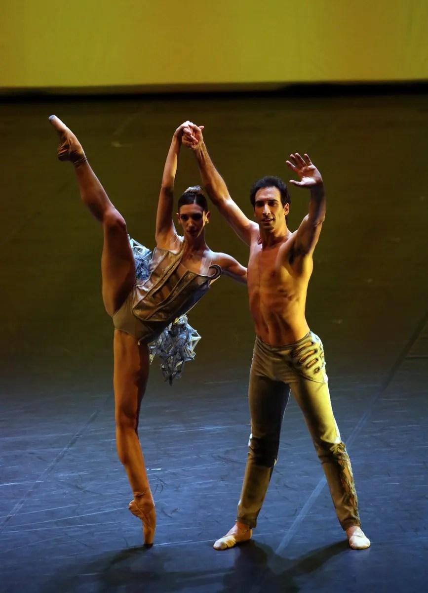 Progetto Haendel with Maria Celeste Losa and Gabriele Corrado, photo by Brescia e Amisano ©Teatro alla Scala-01