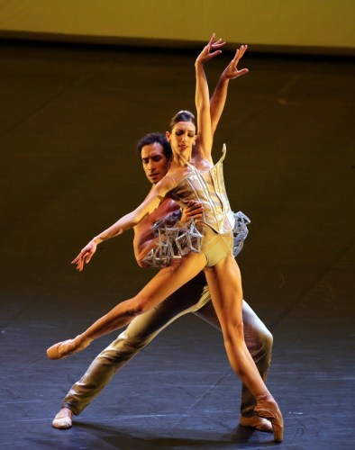 Progetto Haendel with Maria Celeste Losa and Gabriele Corrado, photo by Brescia e Amisano ©Teatro alla Scala_1