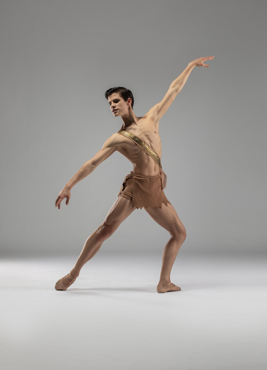 Antonio Casalinho in Diana and Acteon. Photo by Nikita Alba - 02
