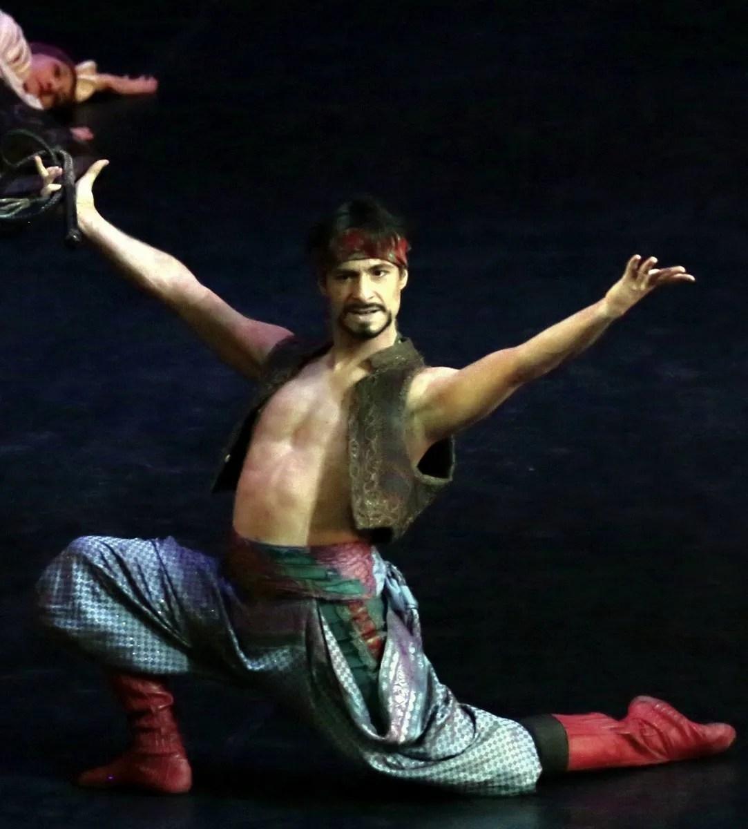 Don Quixote - Federico Fresi, photo by Brescia e Amisano ©Teatro alla Scala