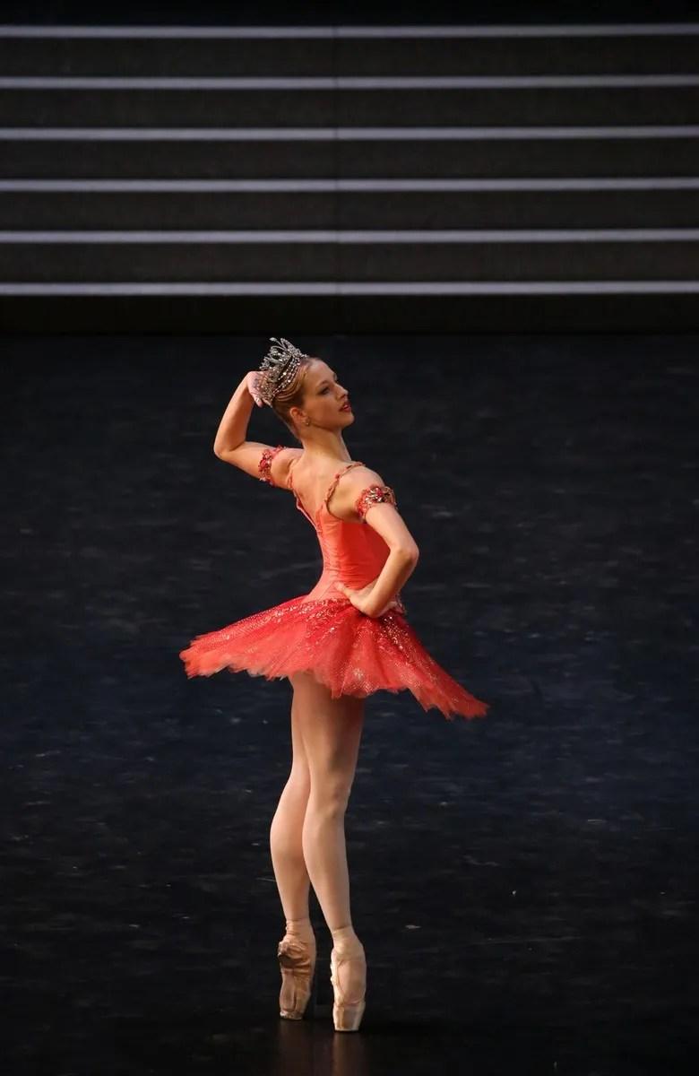 Raymonda - Virna Toppi, photo by Brescia e Amisano ©Teatro alla Scala