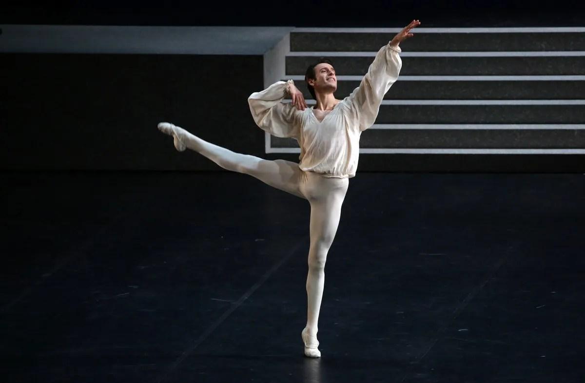 Romeo and Juliet - Marco Agostino, photo by Brescia e Amisano ©Teatro alla Scala