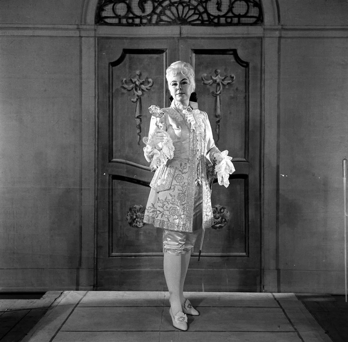 1961 Der Rosenkavalier, photo by Erio Piccagliani © Teatro alla Scala-01