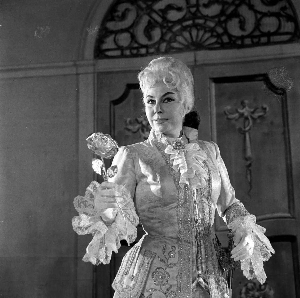 1961 Der Rosenkavalier, photo by Erio Piccagliani © Teatro alla Scala