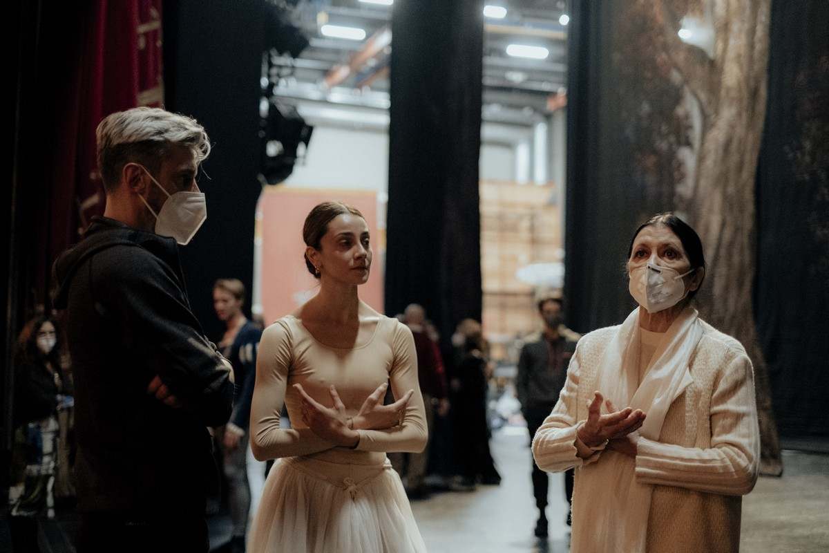 Massimo Murru, Nicoletta Manni, Carla Fracci, Teatro alla Scala - photo by Sara Busiol 330