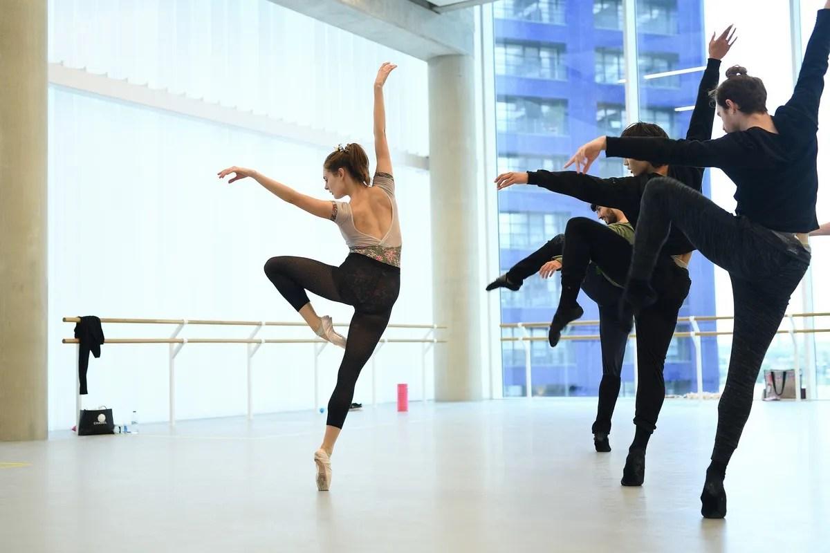 Quagebeur rehearsal, photo by Laurent Liotardo