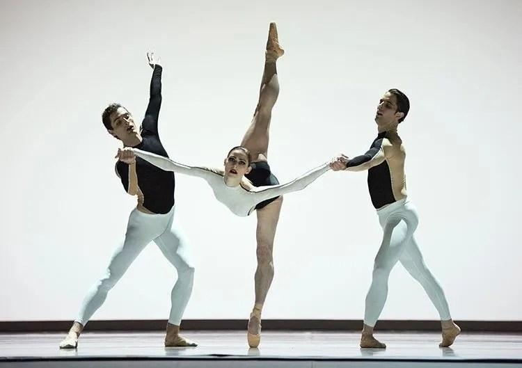 Anima Animus - San Francisco Ballet, photo by Erik Tomasson