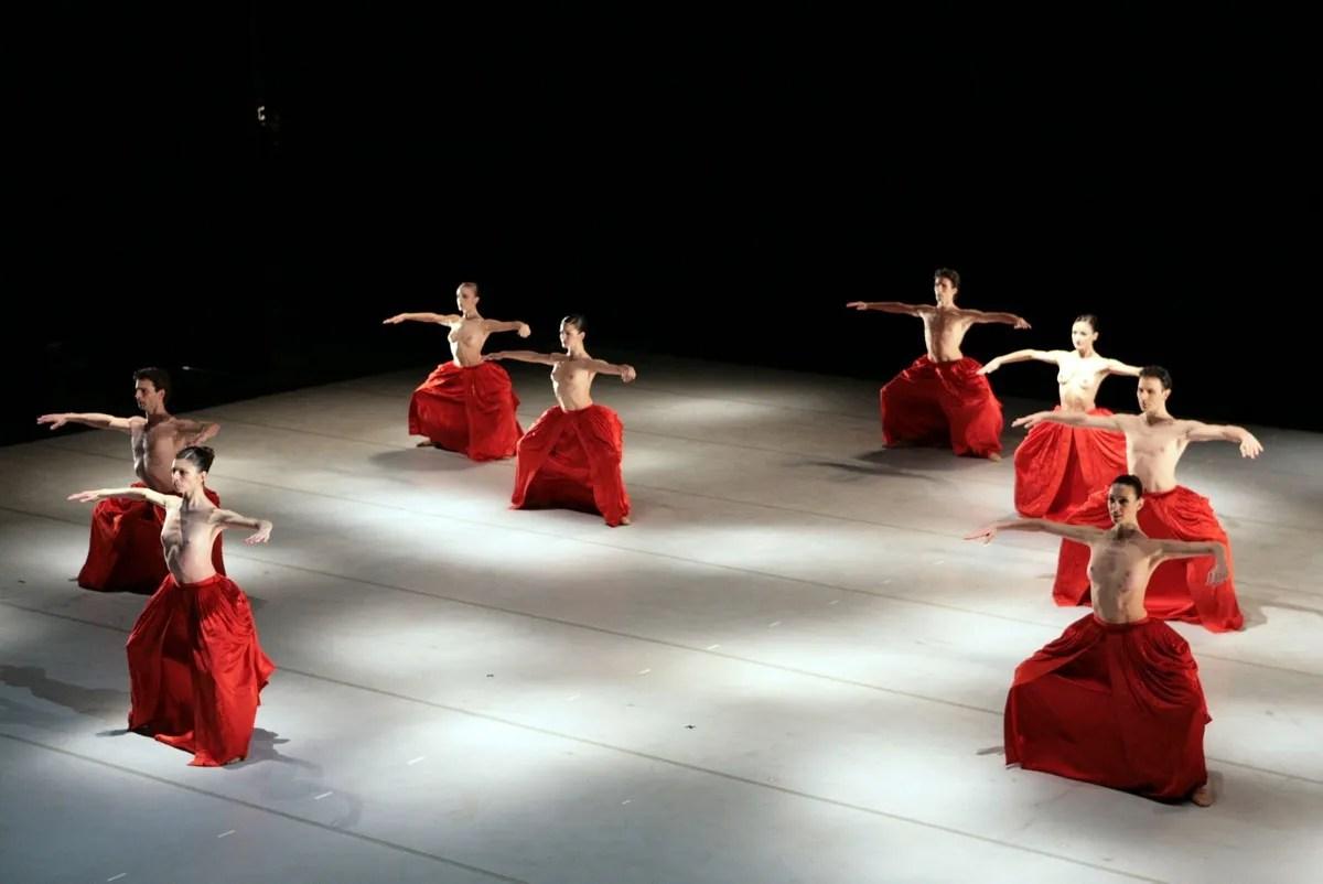 Bella Figura, photo by Marco Brescia © Teatro alla Scala