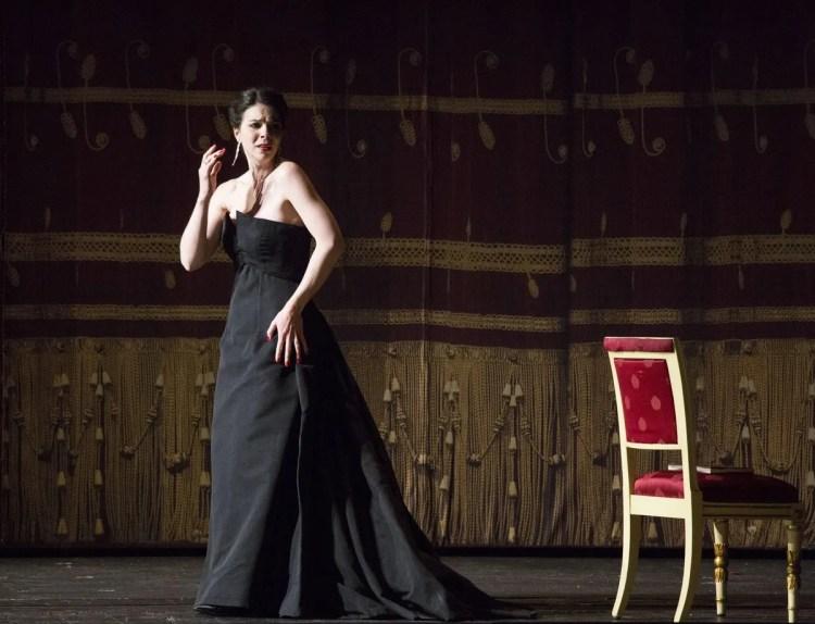 Don Giovanni with Hanna Elisabeth-Mueller, photo by Brescia e Amisano © Teatro alla Scala