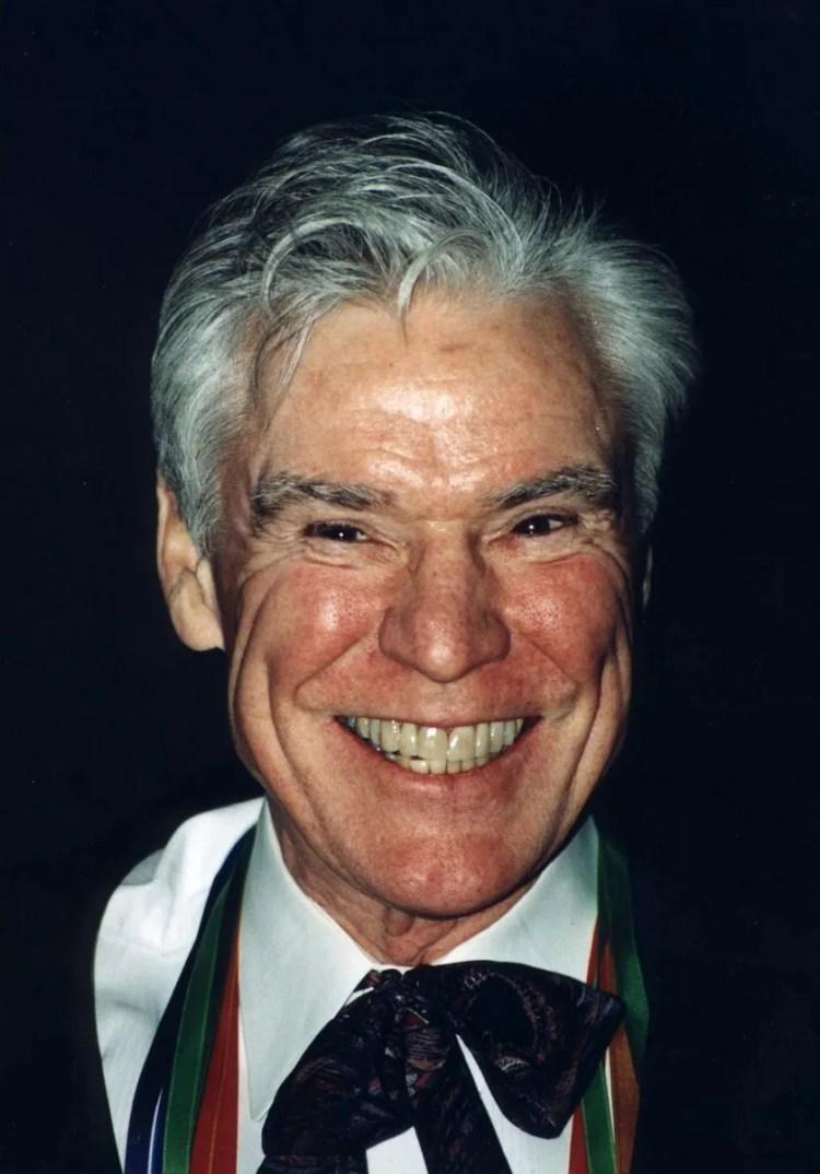 Jacques d. Amboise, 3 December 2000, Kennedy Center Honors, Washington D.C. © John Mathew Smith 2001