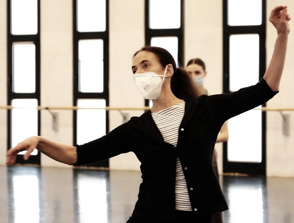 Masterclass - Alessandra Ferri - photo by Brescia e Amisano ©Teatro alla Scala