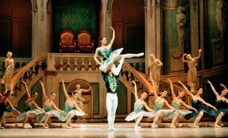 Paquita - photo by Andrea Tamoni © Teatro alla Scala