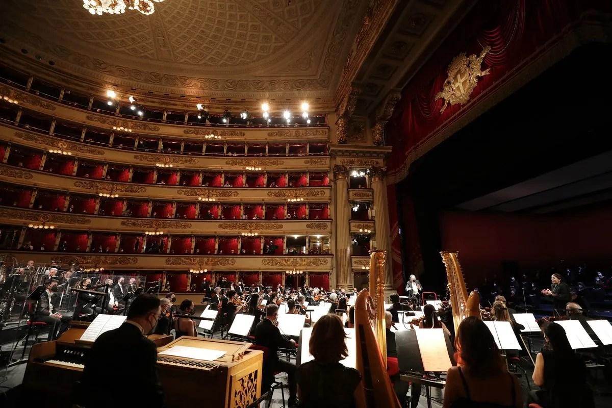 Reopening concert, photos by Brescia e Amisano ©Teatro alla Scala (3)