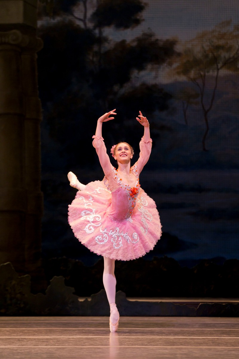 Marianela Nunez The Sleeping Beauty by The Royal Ballet photo by Johnan Persson ROH