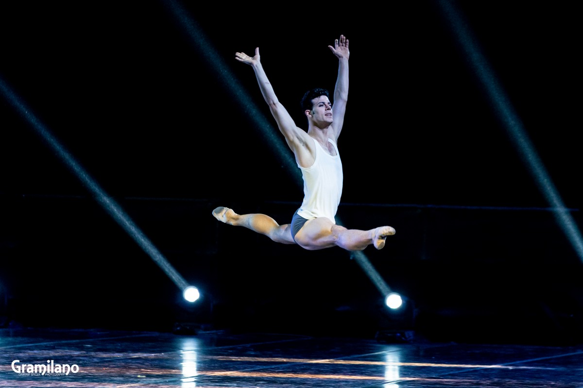 Davide Dato in The Rite of Spring, Stravinsky's Love © Graham Spicer_3
