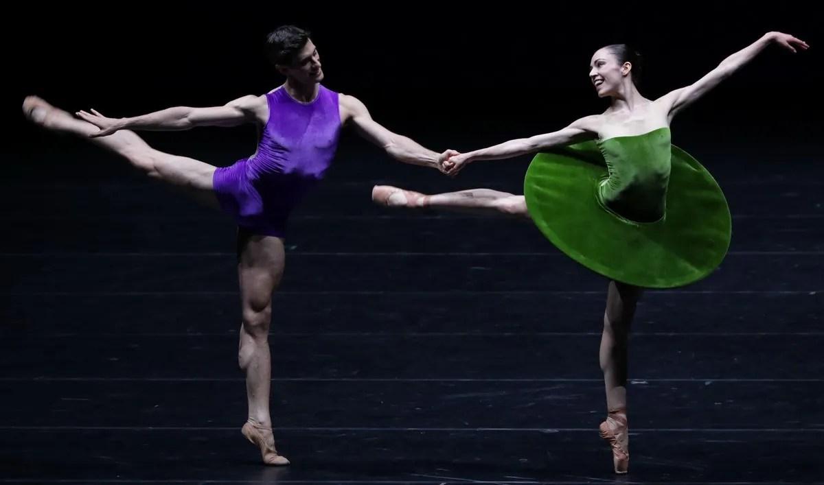 THE VERTIGINOUS... Nicola Del Freo, Gaia Andreanò, photo by Brescia e Amisano ©Teatro alla Scala (9