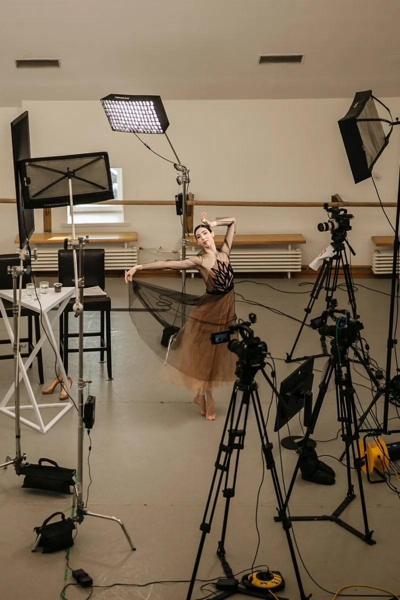 World Ballet Day 2020, Bolshoi Ballet. Photograph by Nicolai Sergeev (15)