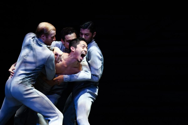 [Photo album] Round-up of reactions to Akram Khan's Creature
