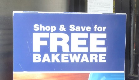 Shop for free?
