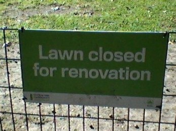 Renovation: Not just for houses anymore.