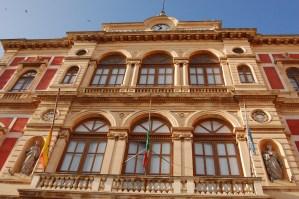 palazzo comunale grammichele