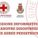 Grammichele: organizzato incontro sulle manovre di disostruzione delle vie aeree pediatriche